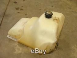 02 POLARIS 440 XR proX edge clear gas fuel tank oem original race