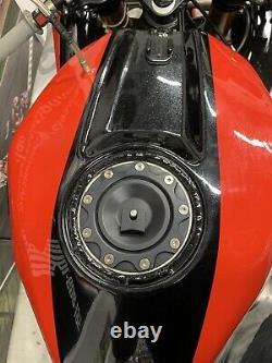 09 10 11 12 13 14 Yamaha R1 Aluminum Endurance Race Racing Gas Tank & Gas Cap