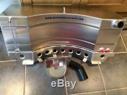 12 Gallon Ford Escort Mk1/2 Alloy Injection Fuel Tank kit Steel Stand Rally Race