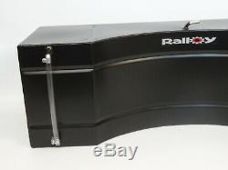 12 Gallon Ford Escort Mk2 MK1 Alloy fuel tank Ralloy Race Rally Aluminium Black