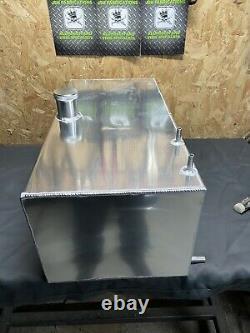 18 Gallon Aluminium Baffled Fuel Tanks Race/performance With Sighttube Or Sender