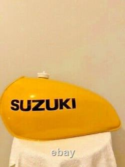 1976 1977 Suzuki RM 250 370 OEN NOS FUEL TANK assembly Genuine Suzuki Racing