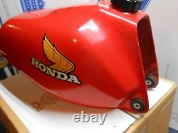 1979 Honda Elsinore Cr 125 Vintage Racing Motorcycle Original Gas / Fuel Tank