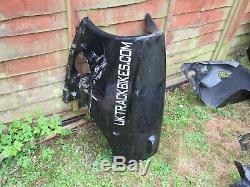 2000 Kawasaki Zx6r J1 J2 Track Race Fairings & Fuel Tank