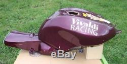 2004 zx10r superbike endurance petrol tank, ex vivaldi bsb. Race fuel cell 04 05