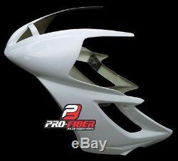 2006-2012 Triumph Daytona 675 Race Bodywork Fairing Tail Fuel Tank Track 06-12