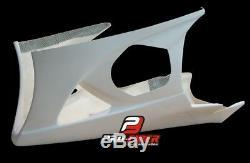 2007-2008 Suzuki Gsxr Gsx-r 1000 Race Bodywork Fairing Tail Sbk Fuel Tank K7