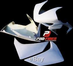 2007-2008 Yamaha Yzf R1 Race Bodywork Fairings Seat Tail Unit Sbk Fuel Tank