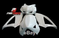 2008-2010 Suzuki Gsxr Gsx-r 600-750 Race Bodywork Fairing Tail Fuel Tank K8