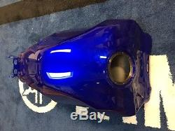 2009-2014 Yamaha R1 Fuel Tank, Modified for Endurance Racing for Dry Break Cap