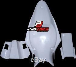 2009-2014 Yamaha Yzf R1 Race Bodywork Fairings Seat Tail Unit Sbk Fuel Tank
