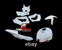 2011-2015 Kawasaki Zx10r Zx-10r Race Bodywork Fairing Tail Foam Seat Fuel Tank