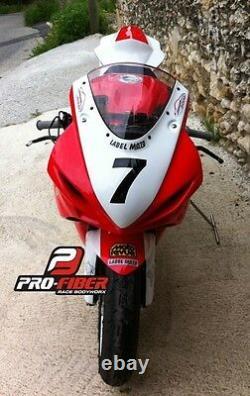 2011-2020 Suzuki Gsxr Gsx-r 600-750 Race Bodywork Fairing Tail Fuel Tank K11