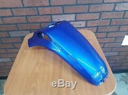 2019 BMW R1250 GSA Fuel Tank Cover Racing Blue, 46638536936
