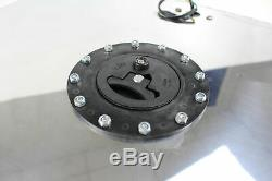 78 Litre Motorsport Fuel Tank Aluminium Race Tank Fuel Tank Fuel Cell Dash