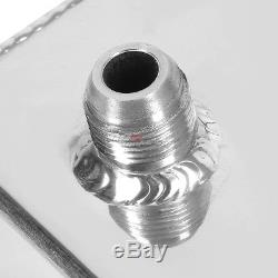 8 Gallon/30.5l Full Aluminum Racing/drifting Fuel/gas Cell Tank+cap+level Sender
