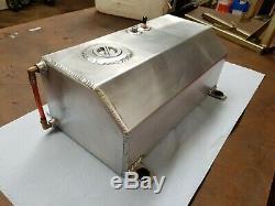 ANDERSON KART FUEL TANK aluminium superkart jade f1 rotax race petrol