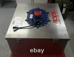 ATL Racing Fuel Cell Tank 45L Saver Cell & ATL Alloy Container Complete Assembly