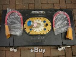 ATL fuel cell tank bag an8 filler breathers plastic race drag track car
