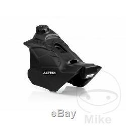 Acerbis Black 11L Fuel Tank KTM EXC 300 2T Sixdays 2009