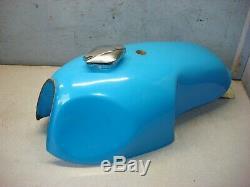 Aftermarket Road Race Gas Fuel Petrol Tank Triumph Bsa Vintage Ahrma Vintage