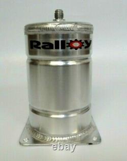 Alloy 1.5 Ltr Fuel Swirl Pot Surge Tank Motorsport Ralloy UK made Race