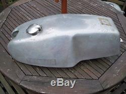 Aluminium Alloy racing petrol fuel tank Yamaha, TZ, Kawasaki, Triumph cafe racer