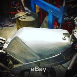 Aluminium Fuel Tanks Built To Your Spec Racebike Trackbike Race Track Caferacer