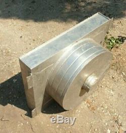 Aluminium Handmade 80L Fuel Tank Ideal for Kit Rally Race Car spare wheel bay
