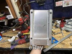Aluminum Pro Fuel Tank Fuel Cell Go Kart Flat Mount Racing Extra Large