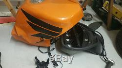 Alutank Superbike Airbox CBR 1000 rr Racing Repsol kein HRC Fireblade SC57