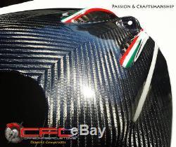 Aprilia RSV4 2009+ Carbon Fiber Fuel Tank Cover Racing SBK