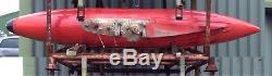 BAC BAE 167 Strikemaster Wing Tip Fuel Tank Raft Race Soapbox racer