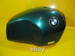 BMW R100R R80R GS Tank racing green réservoir tanque serbatoio