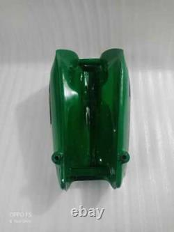 BMW R75 5 Toaster Painted Racing Green Tank1972 Model With Chrome Side Plate @UK