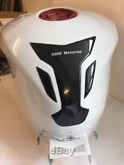 BMW S1000RR HP4 Fuel Petrol Tank Race Track Spare Excellent