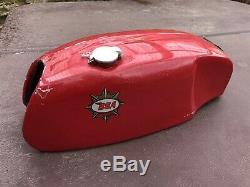 BSA, Norton, Manx Alluminium Fuel Tank, Cafe Racer, Vintage Race Bike