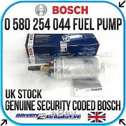 Bosch Motorsport 0580 254 044 External High Performance Fuel Pump On Sale