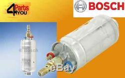 Brand New BOSCH Racing External Fuel Pump 0580254044 E85 PORSCHE FERRARI