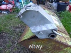Bsa Scrambles Alloy Racing Oil Tank