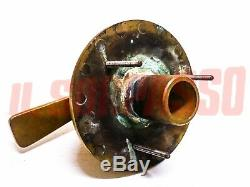 Cap Fuel Tank Lock Wire Wheels Brass Car Racing Fiat 1920