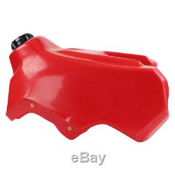 Clarke Racing NEW Honda XR650R 2000-2008 Motorbike Oversized 16.3L Red Fuel