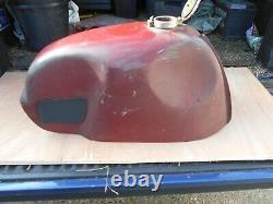 Cotton 5 1/4 Gallon Tt Race Petrol Tank Fuel Gas Rare Project Dmw Villiers