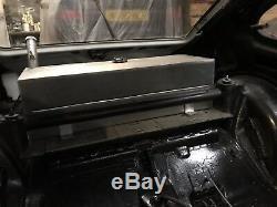 Custom Made Alloy Race Fuel Tank Foam Filled and Baffled (Capri Fuel Tank)