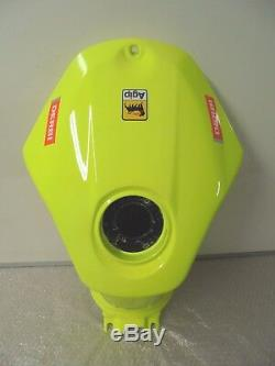 Derbi GPR50 Malossi Replica Fluo Yellow Fuel Tank Assy New RRP £567.18