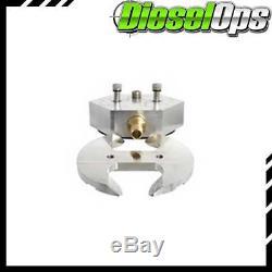 Deviant Race Parts Fuel Tank Sump Kit Silver