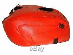 Ducati 1098 Top Sellerie fuel Petrol Gas Tank Cover Red Black Sport Moto Race