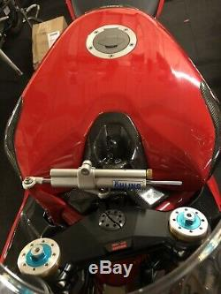Ducati 848 1098 1198 Aluminum Tank 1198s 1198R 1098r Race Track Spares