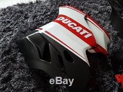 Ducati panigale 1199 fo14 fuel tank and race fairings