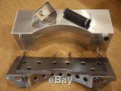 Ford Escort Mk1 / Mk2 Alloy Fuel Tank, Filler + Stand Rally race track mk 1 2